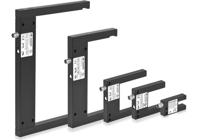 Fork light barriers