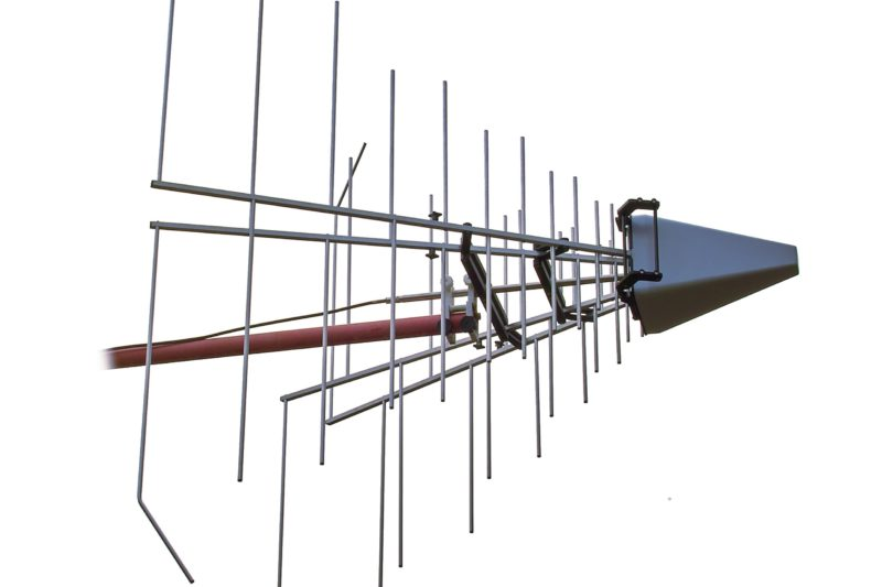 Ny antenne for IEC61000-4-3