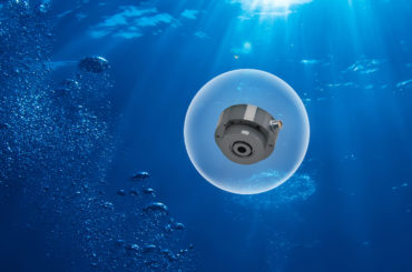 Subsea encoder from Hohner