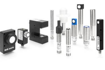 Ultrasoniske sensorer fra di-soric