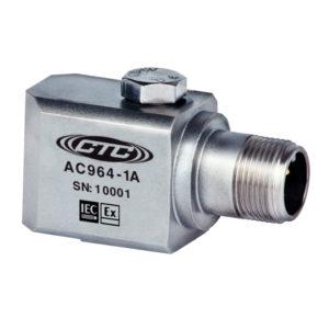CTC AC964-1A IECEx akselerometer