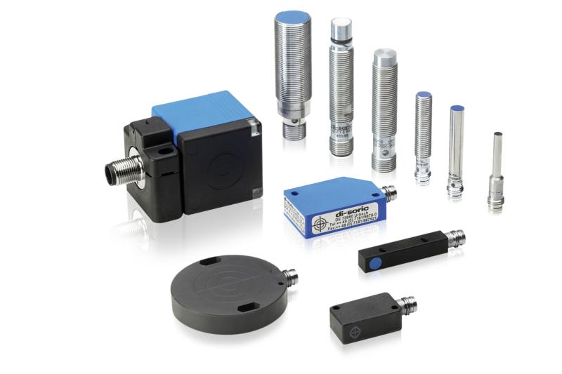 Induktive og kapasitive sensorer