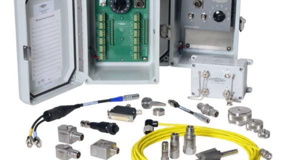 Vibrasjonssensor med 4-20mA utgangssignal