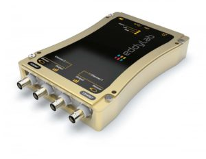 TX Electronic for eddy current sensors