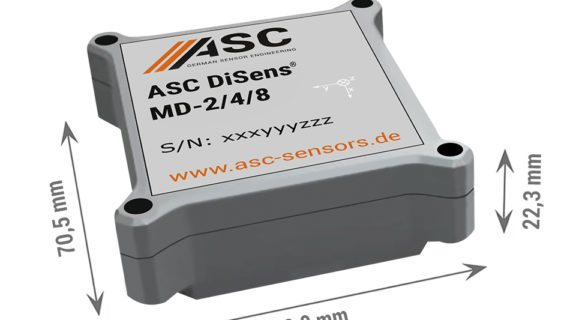 Digital accelerometer