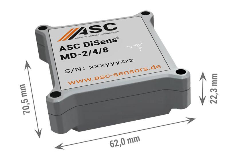 Digitalt Akselerometer
